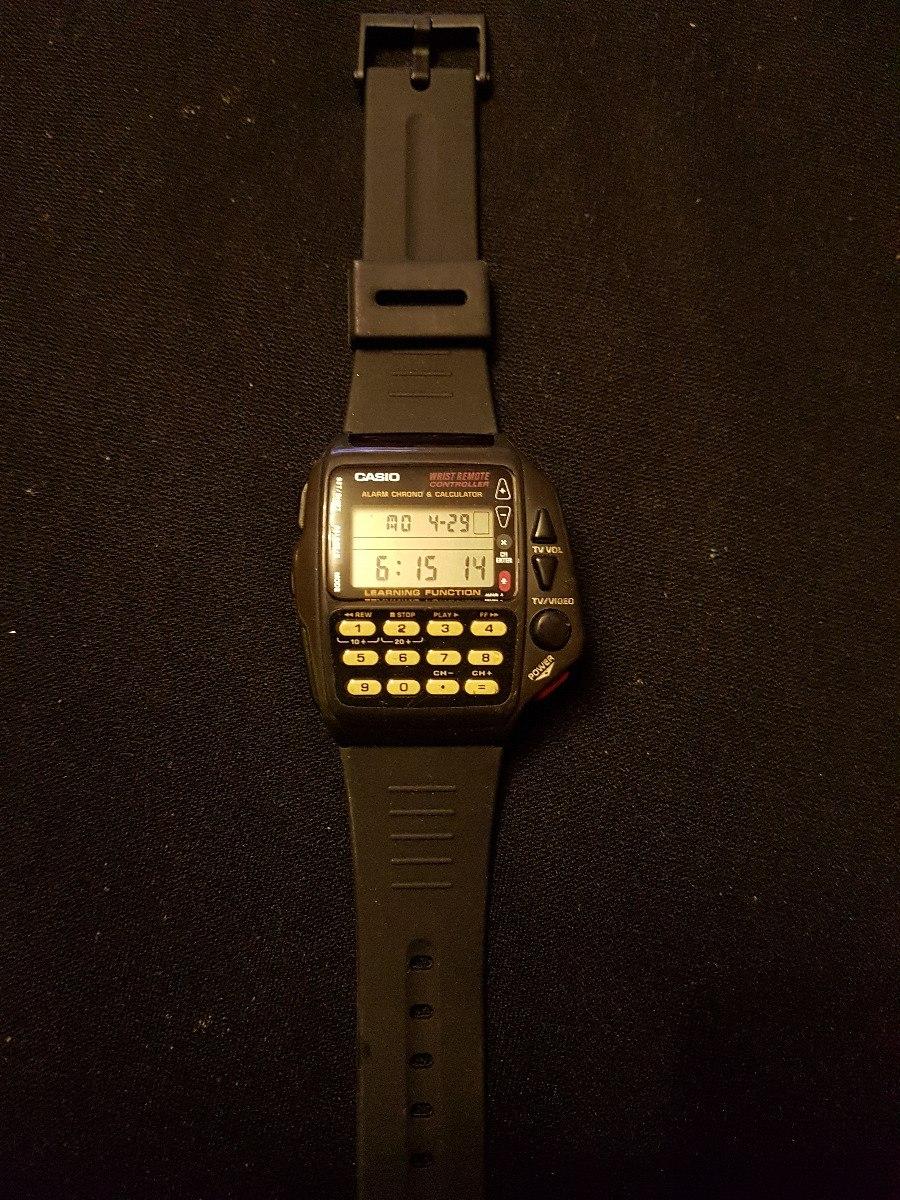 32254e97ffaf Reloj De Pulsera Vintage Casio Cmd-40b Control Tv.. -   1