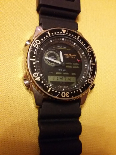 pulsera citizen reloj