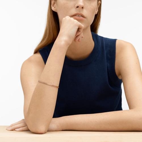 pulsera dama skagen merete skj1112791 color oro rosado