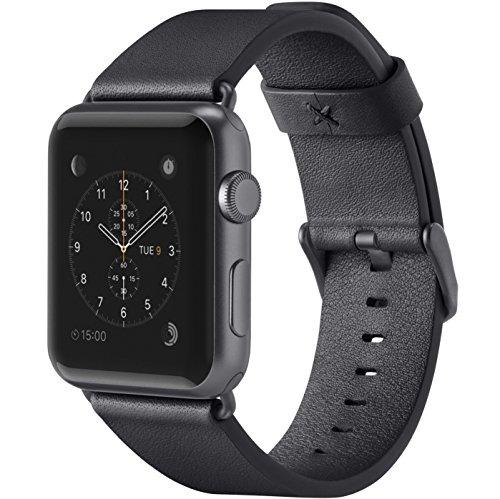 marca famosa Tienda variedad de diseños y colores Pulsera De Cuero Clásica Belkin Para Apple Watch Series 3, A