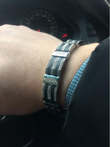 pulsera de hombre elegante exclusiva unica en chile
