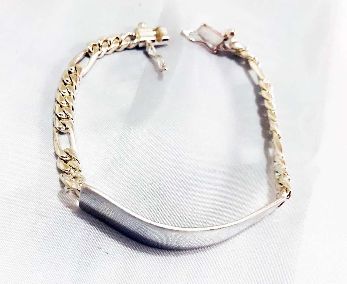 725b625ab27c pulsera de hombre modelo esclava en plata 950 de 28 gramos. Cargando zoom.