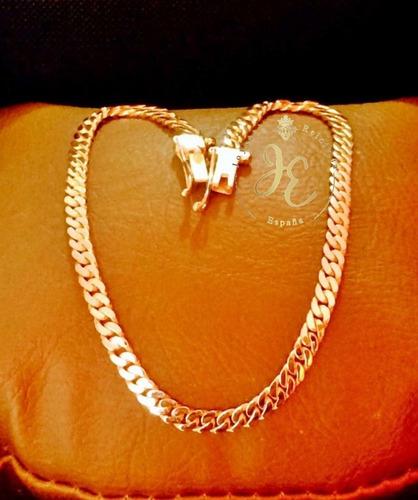 pulsera de oro 18k lomocorvina esclava mujer cd_56 jespaña