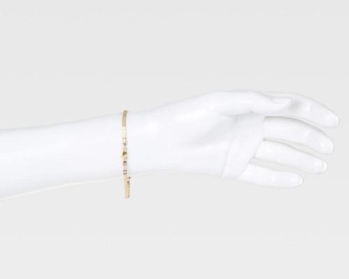 pulsera de oro horoz de 10 quilates pm-8670813