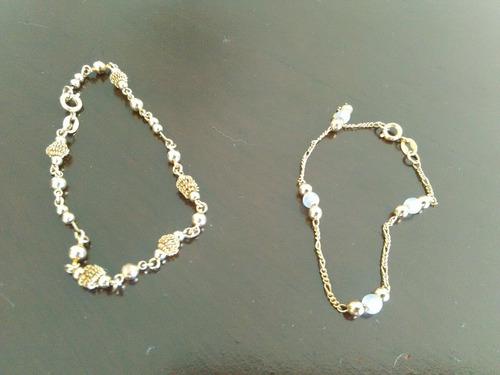 pulsera de oro laminado ogold filled