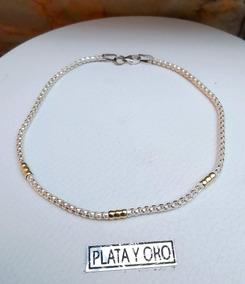3cc5797dcad5 Destacada Pulsera En Eslabones Oro en Mercado Libre Uruguay