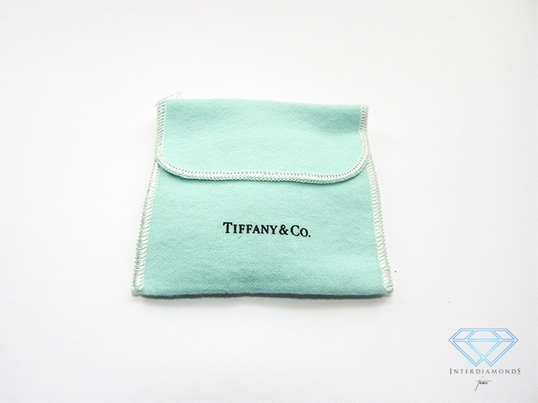 ff309acf1ecca Pulsera De Plata Con Círculo Y Filamento Marca Tiffany -   6