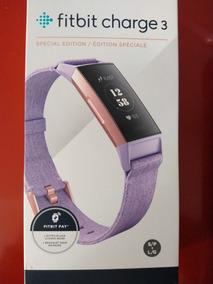 f3b3c2a4eb93 Pulsera De Salud Y Actividad Física Fitbit Charge 3 Se