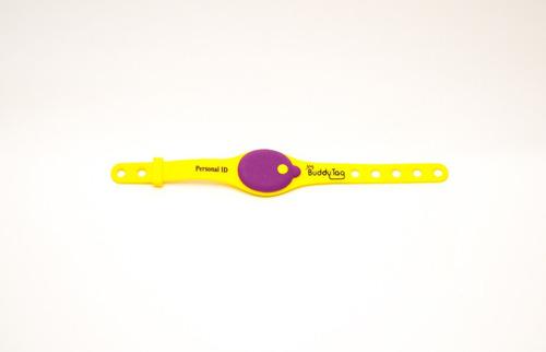 pulsera de seguridad monitor para bebes y niños bluetooth