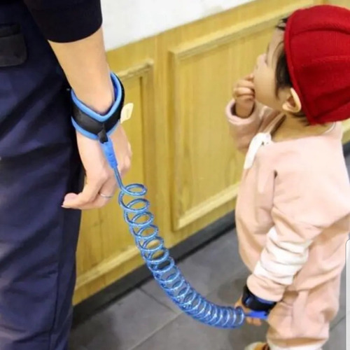 pulsera de seguridad para niños