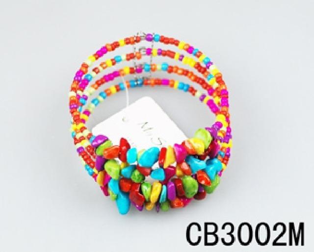 6ddf95ddb827 Pulsera De Shakira Con Piedras De Colores -   25.00 en Mercado Libre