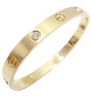 2303ca91bd85 Pulsera En Acero Dama Mujer Cartier Diamantes Envios Gratis