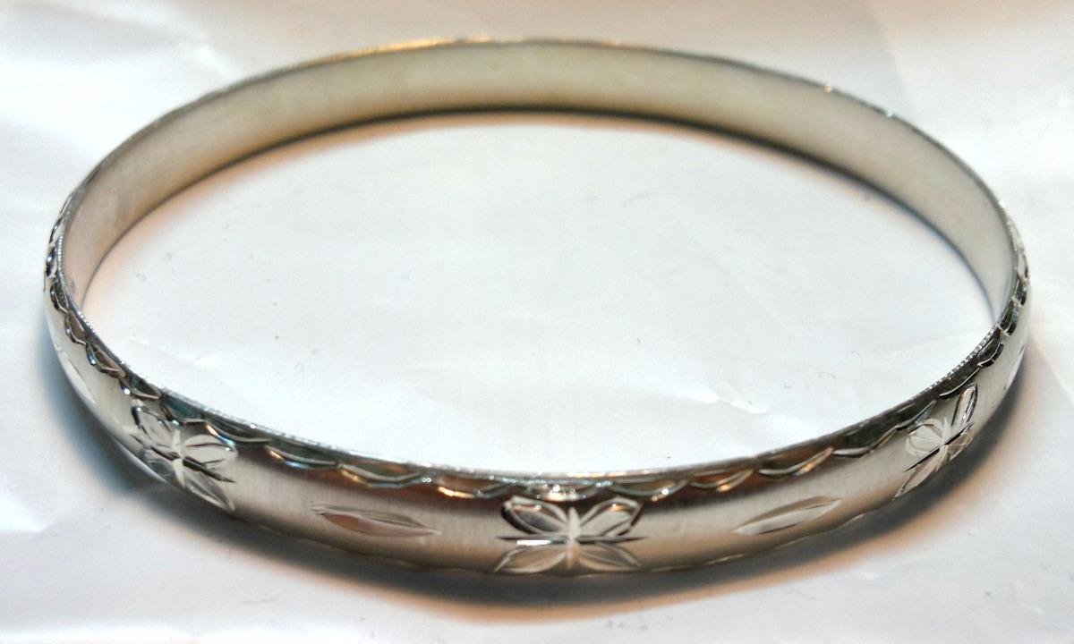 1fe5de16e5e2 pulsera esclava de plata 925 facetada de 7 mm. Cargando zoom.