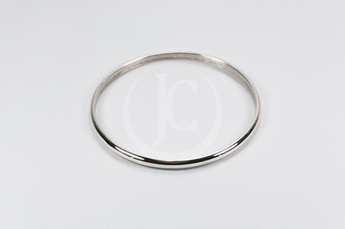 3adecb1adbb4 pulsera esclava media caña plata 925. Cargando zoom.