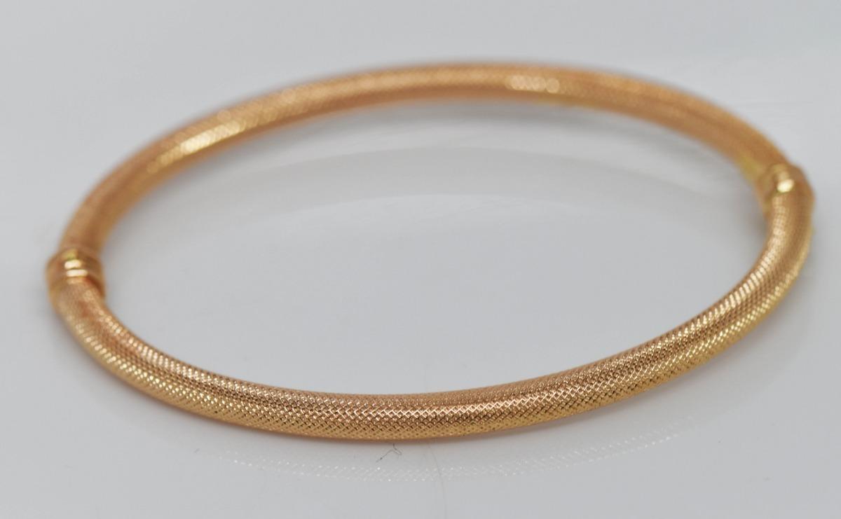 08f37b520000 pulsera esclava oro 18 kilates 5.7 grs. Cargando zoom.