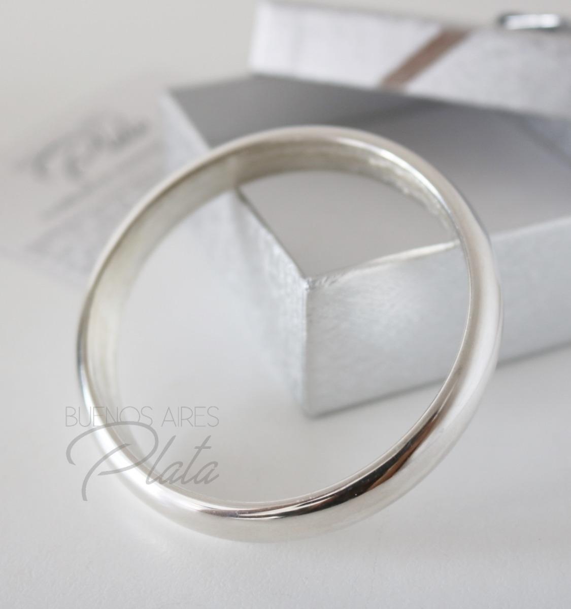 610fdae901f8 pulsera esclava plata 925 11 mm gruesa garantía escrita. Cargando zoom.