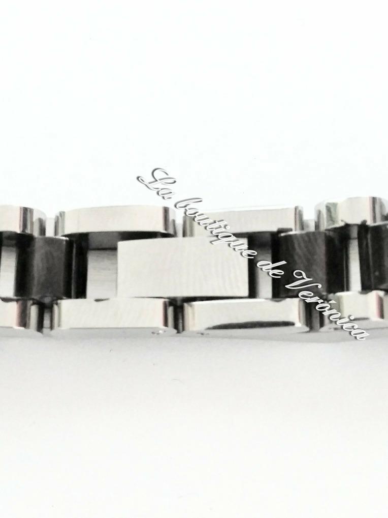 91a7e33ed1 Pulsera Esclava Rolex Presidente Acero Corona Placa - $ 699.00 en ...