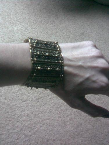 pulsera estilo egipcio romano