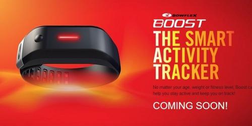 pulsera fitness bluetooth  bowflex boost