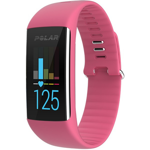pulsera fitness polar a360 r actividad frecuencia cardíaca