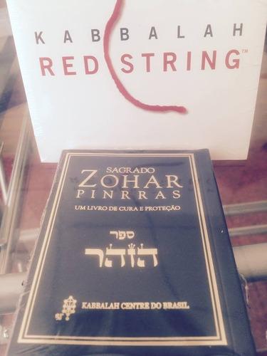 pulsera hilo rojo kabbalah(envio gratis)