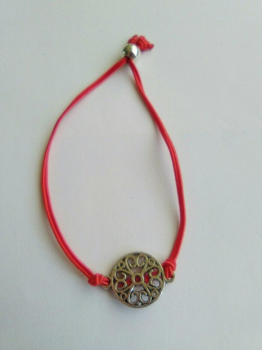 88abb751256b Pulsera Hilo Rojo Mandala Ojo Turco Hombre Mujer Moda -   18.00 en ...