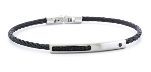 pulsera hombre acero inoxidable twisted delight k-penko