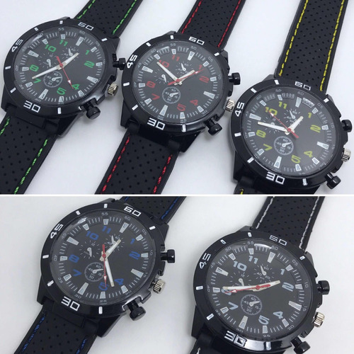 pulsera hombres reloj