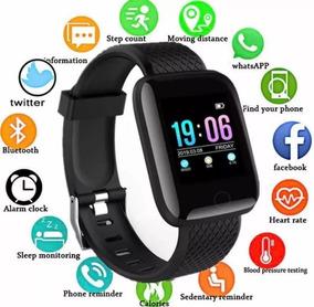 9b6c985dde0f Pulsera Inteligente Bluetooth Monitor De Frecuencia Cardíaca