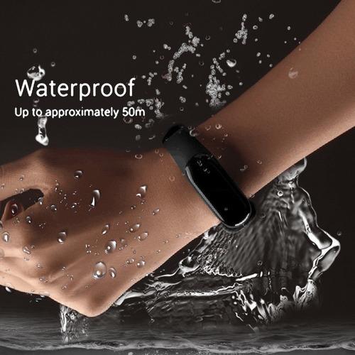pulsera inteligente xiaomi mi band 3 global - sellado stock!