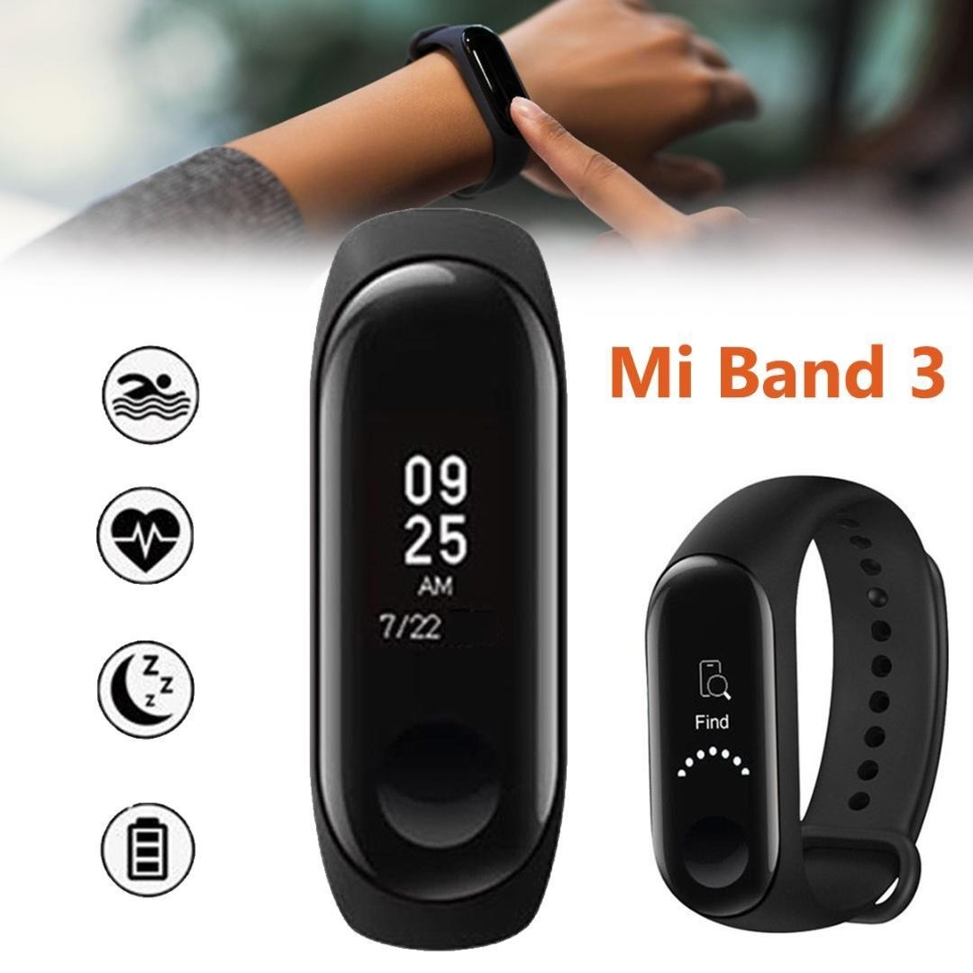 1c3d1005173c Pulsera Inteligente Xiaomi Mi Band 3 Versión Global - Stock