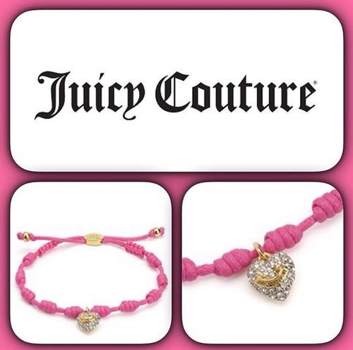 pulsera juicy couture