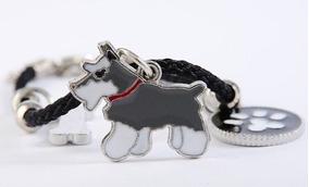 fd48506aec64 Pulsera Love Dogs Amor Perros Chihuahua Pug Schnauzer Etc
