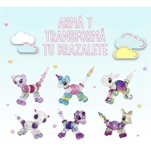 pulsera magica armable magic pets zippy toys navidad