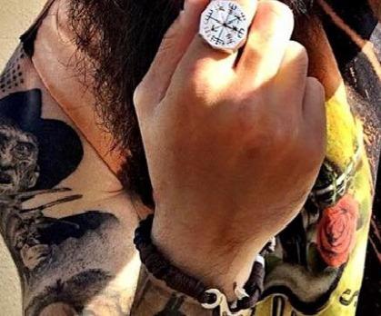 pulsera -manilla para hombre