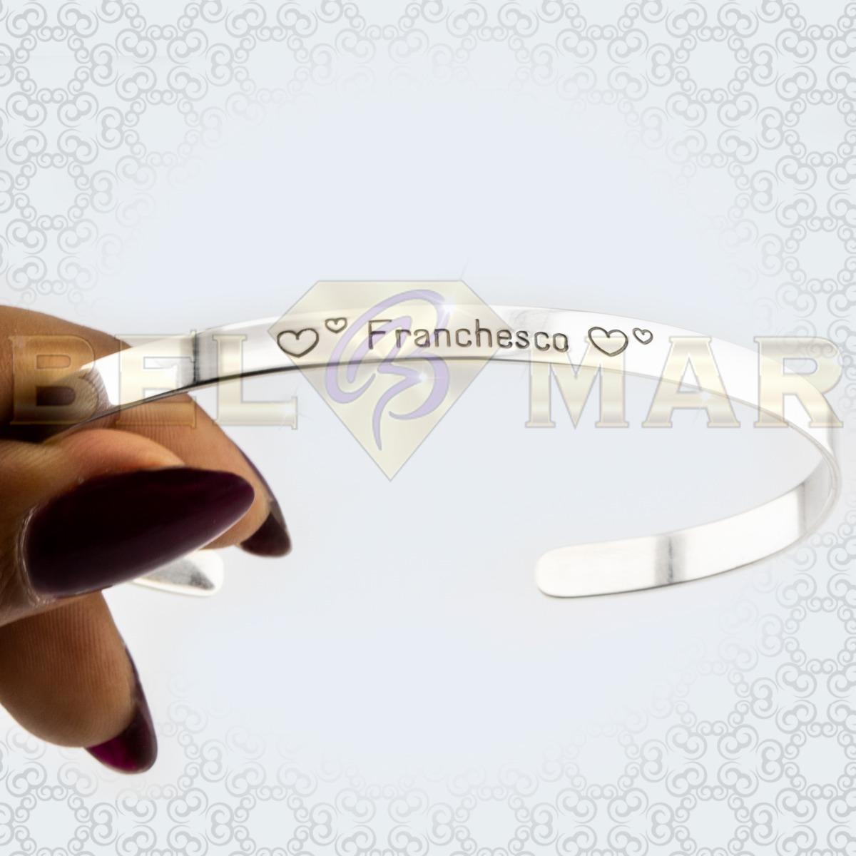 7d952c97a4aa pulsera media esclava 5mm plata 925 ideal para grabar nombre. Cargando zoom.