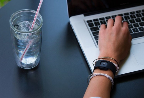pulsera monitor ifit act activity tracker bluetooth, gratis.