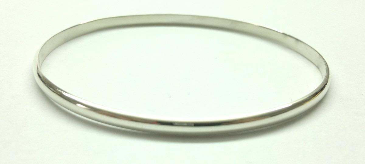 d48237ba601a pulsera mujer esclava aniversario de plata 4 mm. Cargando zoom.