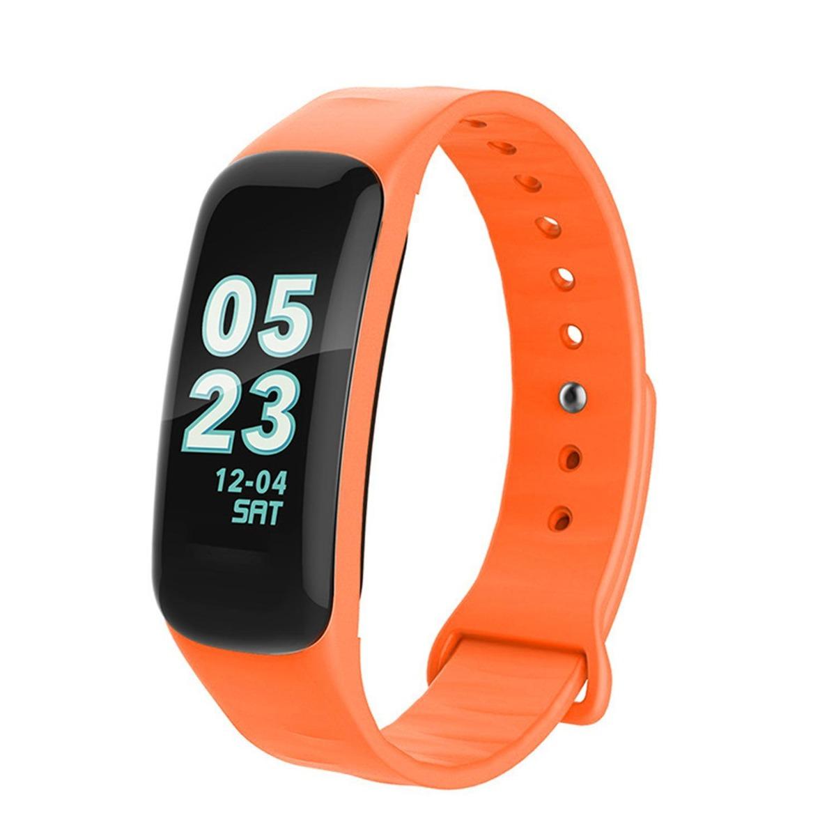 Pulsera Impermeable Multifuncional De Bracelet Reloj Deport BCWdxoer