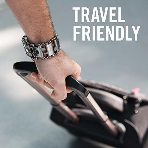 pulsera multiherramientas leatherman accesorio para viajes