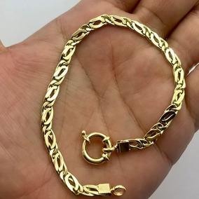 9bc6b1b831ee Pulseras De Oro Juliana Hombre - Joyas y Relojes en Mercado Libre Argentina