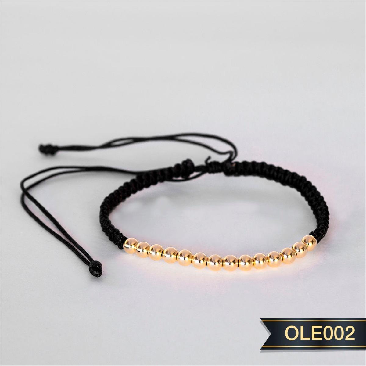 144194fa3fc1 Pulsera Oro Laminado En Oro 18k Y Neopreno -   34.900 en Mercado Libre