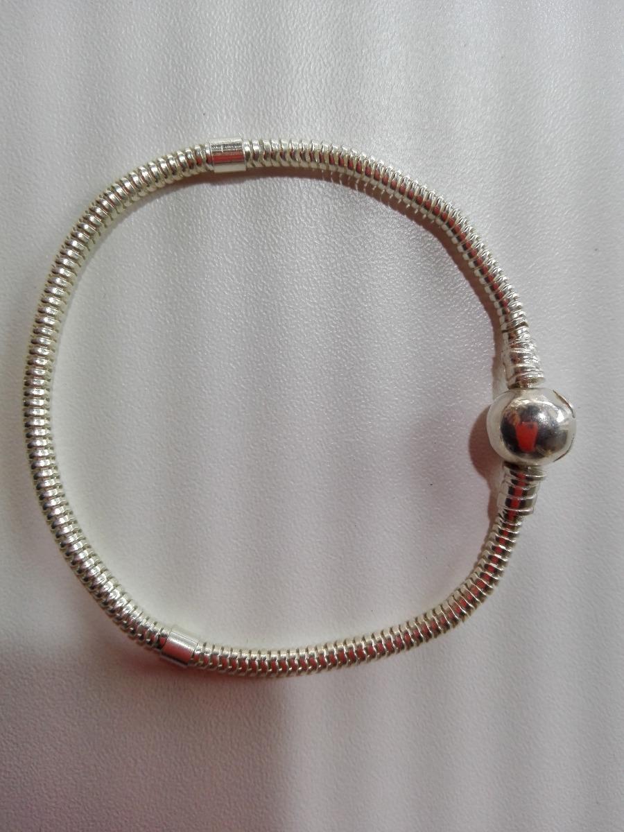 pulsera pandora de plata 925