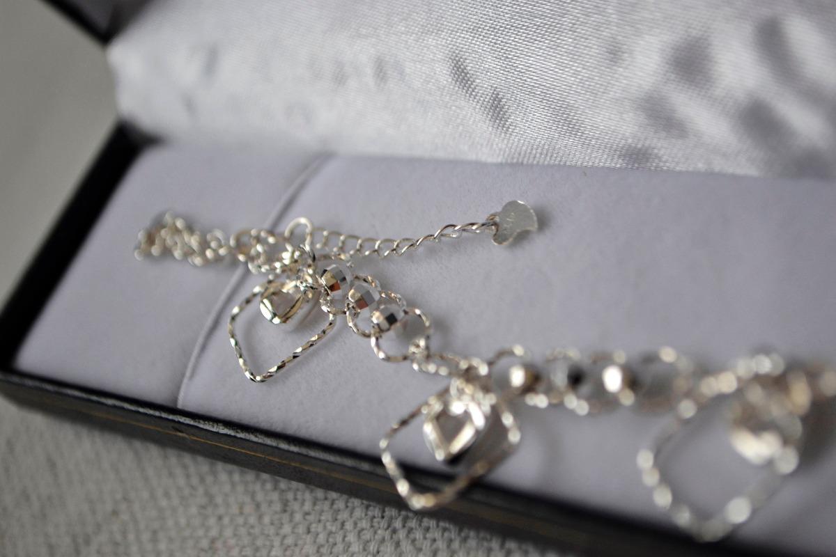 pulsera plata (anillos,oro,cadenas)