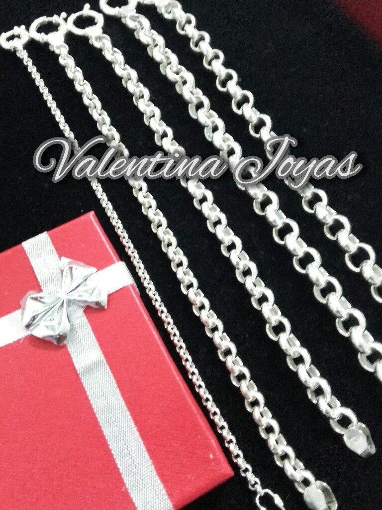 01561b543cbd Pulsera Plata Fina 925-rollo #3 Valentina Joyas -