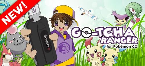 pulsera pokemon go gotcha ranger nueva gadget pikachu pro