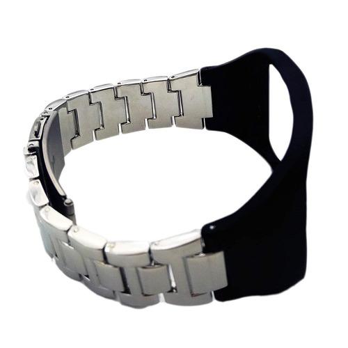 pulsera pulsera banda metal acero inoxidable de reemplazo ya
