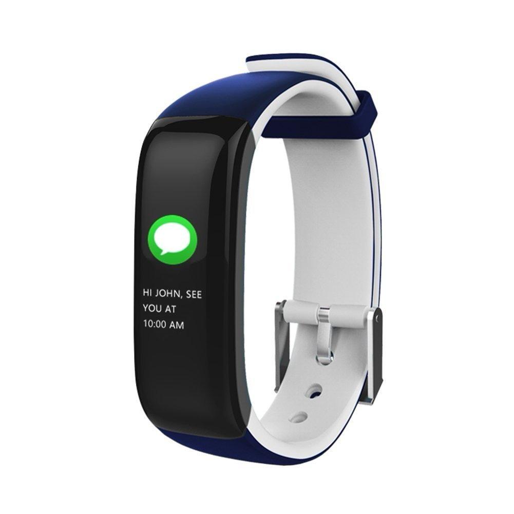 4878a1b19f6a Pulsera Reloj Fitness Tracker, Rastreador De Actividad