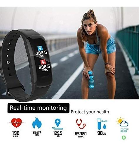 pulsera reloj inteligente smarwatch deportivo bluetooth mul