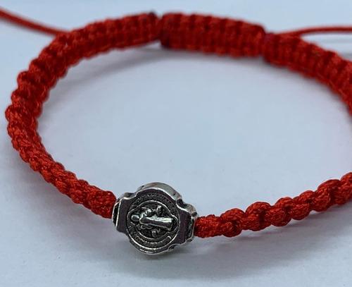 pulsera roja de protección para bebé